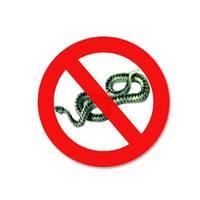 как прогнать змей