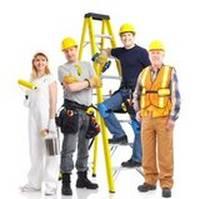 бригада строителей-ремонтников