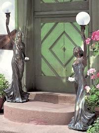 Садовая скульптура
