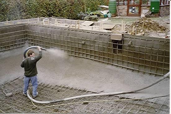 Строим бассейн самостоятельно