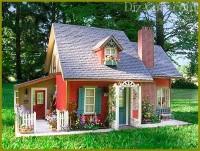 Строим садовый домик
