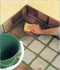 Технология укладки плитки на пол