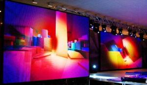 Преимущества светодиодных экранов