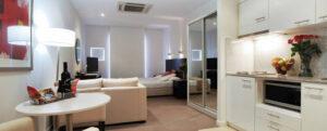 Покупка квартиры студии через агентство