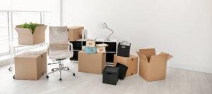 Услуги по офисному переезду