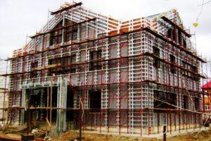 Реконструкция домов