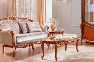Преимущества мебели из Италии на заказ